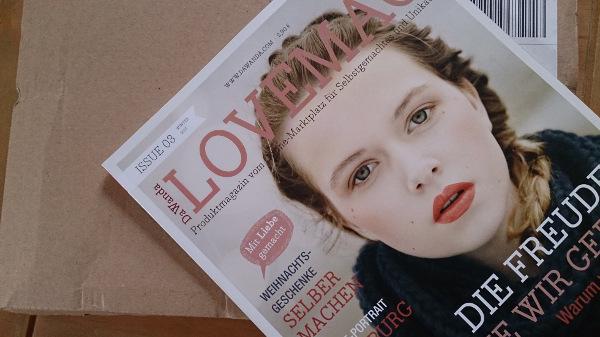 Wintermagazin von DaWanda