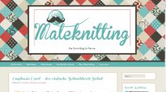 Ein Blog für strickende Männer