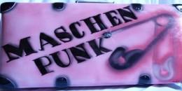 Maschenpunk's Koffer - Meine Visitenkarte