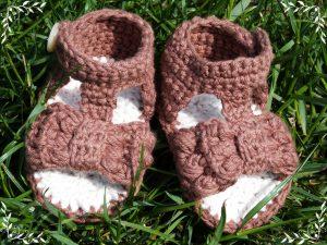 sommerliche Fußbekleidung